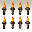 Wall Torches (8)