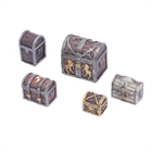 Travel Chests and Boxes - Set 1