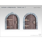 Terrain Components - Doors Set 2