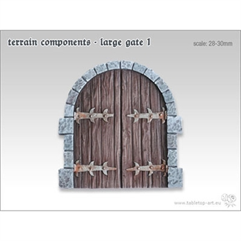 Terrain Components - Large Gate