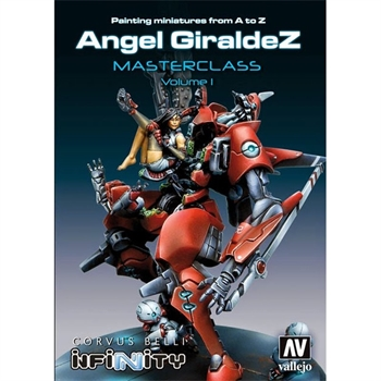 Painting Miniatures from A to Z - Ángel Giráldez Masterclass Vol. 1