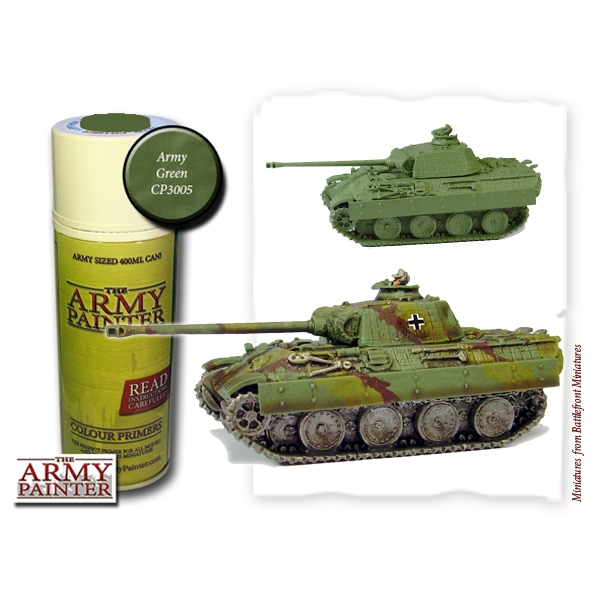 Army Green Undercoat