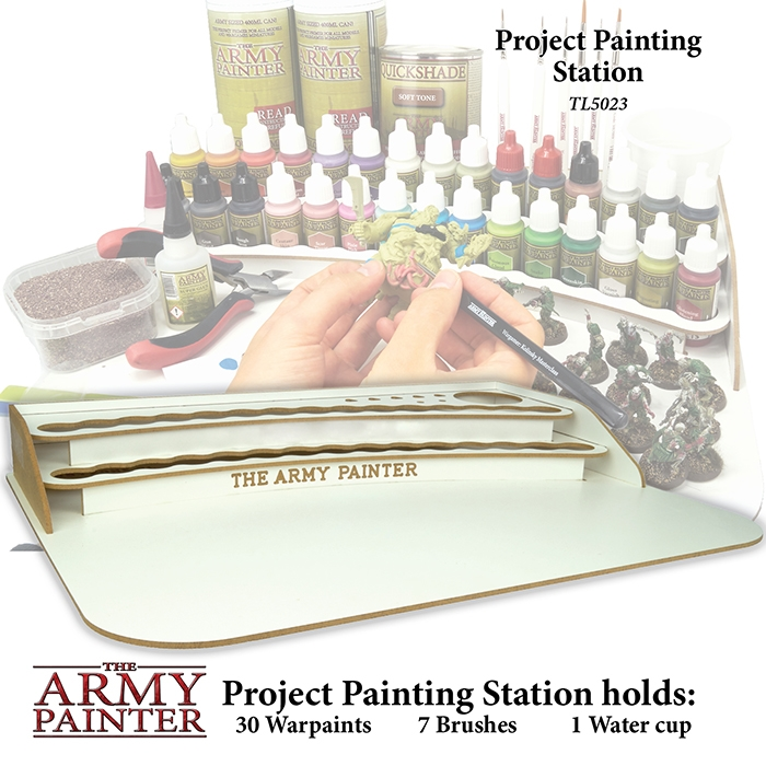 The Army Painter: Project Painting Station