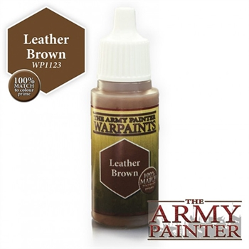 Warpaint: Leather Brown