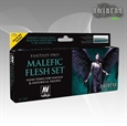 Vallejo - Malefic Flesh Set