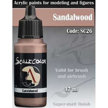 Sandalwood (Scale 75)