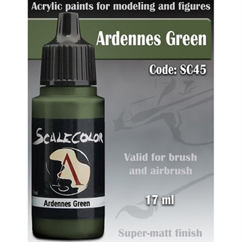Ardennes Green (Scale 75)