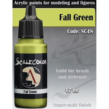 Fall Green (Scale 75)