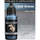 Cobalt Alchemy (Scale 75)