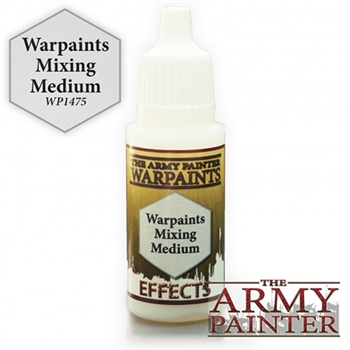 Warpaint: Warpaints Mixing Medium