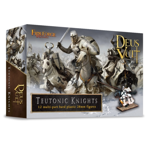 Buy Teutonic Knights (12) At King Games