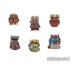 Adventurer Backpacks Set 1 (6)