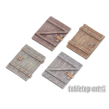 Terrain Components - Doors Set 3